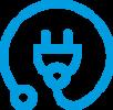 Icon-Elektrotechnik-Gewerbe